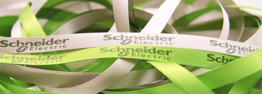 Ruban personnalisé Schneider Electric